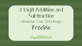 3 Digit Addition/Subtraction