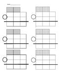 3-Digit Addition & Subtraction Organizer