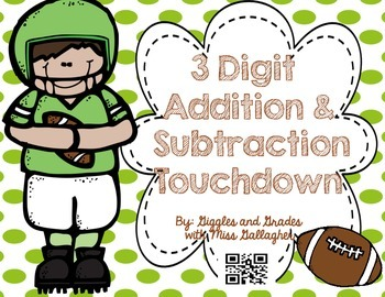 3 Digit Addition & Subtraction (regrouping)