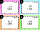 3 Digit Addition With and Without Regrouping Task Cards {Paper + Digital}