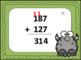 3-Digit Addition With and Without Regrouping PowerPoint CC.2.1.3.B.1