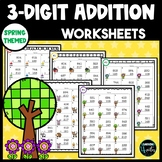 3-Digit Addition Worksheets