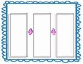 3 Digit Addition addends mats