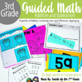 3-Digit Addition and Subtraction Activities | 3rd Grade Gu