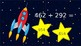 3-Digit Addition and Subtraction Interactive PowerPoint {Space Themed!}