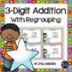 3 Digit Addition and Subtraction Task Cards Bundle