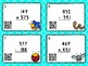 3 Digit Addition and Subtraction Task Cards with QR Codes