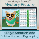 3 Digit Addition and Subtraction with Regrouping | Distanc