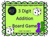 3 Digit Addition with Regrouping Game