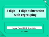 2 Digit and 1 Digit Addition without regrouping