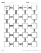 3-Digit By 2-Digit Multiplication Maze