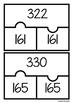 3 Digit Double Puzzles {Addition Center}