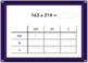 3 Digit Multiplication Box Method Boom Card Deck