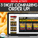 3 Digit Number Order (comparing and ordering numbers)
