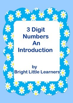 3 Digit Numbers - A Complete Unit