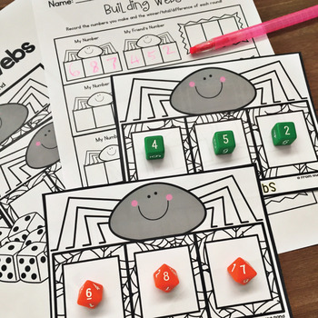 3 Digit Numbers {Comparing, Addition & Subtraction}