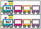 3 Digit Numbers Ultimate Pack 1 - Print and Play Games & Activities