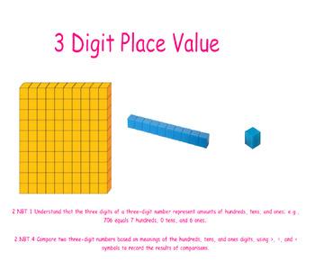 3 Digit Place Value