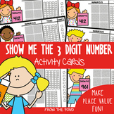 3 Digit Place Value Activity Cards {Numbers to 999}