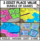 3 Digit Place Value Mega Bundle