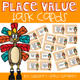 3 Digit Place Value Task Cards