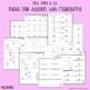 3 Digit Plus 3 Digit Addition Worksheets, Addition of Thre