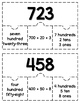 3 Digit Puzzles: A Place Value Game