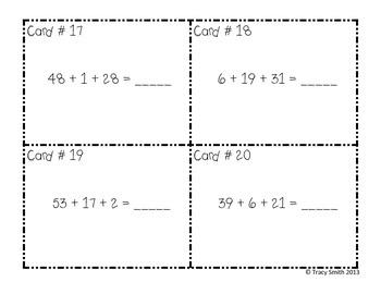 Adding 3 Digits SCOOT Game!  Common Core 2.NBT.B.6, 2.NBT.B.7, 3.NBT.A.2