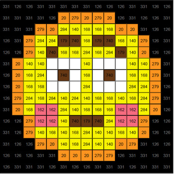 3-Digit Subtraction - EMOJI Mystery Picture - Google Forms