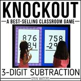 3-Digit Subtraction KNOCKOUT