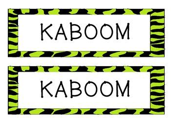 3-Digit Subtraction Kaboom Game
