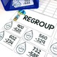 3-Digit Subtraction Math Center (included in 2nd grade math centers bundle)