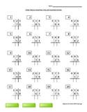 3 Digit Subtraction Problems With Columns