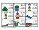 3 Digit Subtraction Regrouping Camping Task Cards