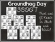 3 Digit Subtraction Regrouping Scoot Math Game: Groundhog Day Theme