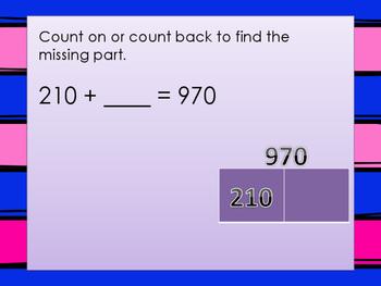 3 Digit Subtraction Review - 2nd Grade enVisions Unit 16 Review