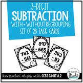 3.NBT.A.2 - 3-Digit Subtraction SCOOT!