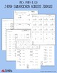 Subtracting With Regrouping And Zero Worksheets For Practice, Assessment