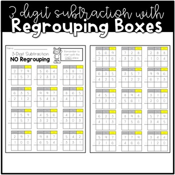original-2860776-2 Math Worksheets Second Grade Regrouping on printable 2nd grade no, double-digit subtraction, two digit,