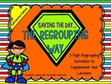 3-Digit Subtraction with Regrouping Supplemental Set