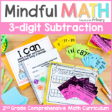 2nd Grade Math: 3-Digit Subtraction (with or without regro
