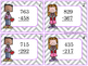 3 Digit Subtraction {with regrouping} Task Cards - Valenti