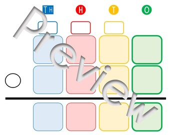3-Digit and 4-Digit Place Value Mats