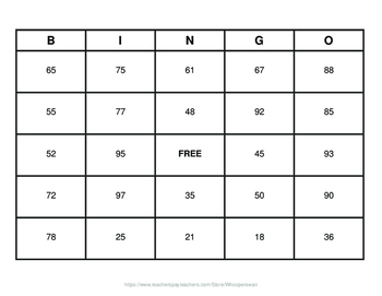 3-Digit by 1-Digit Division BINGO and Task Cards