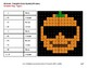 3-Digit by 1-Digit Division - Color-By-Number PUMPKIN EMOJI Mystery Pictures
