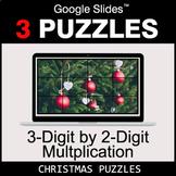 3-Digit by 2-Digit Multiplication - Google Slides - Christ