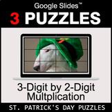 3-Digit by 2-Digit Multiplication - Google Slides - St. Pa