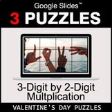3-Digit by 2-Digit Multiplication - Google Slides - Valent