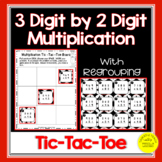 3 Digit by 2 Digit Multiplication with Regrouping | Multip