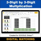 3-Digit by 3-Digit Multiplication - Google Slides Distance